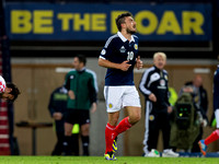 Scotland v Croatia 151013